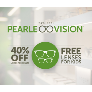 Image of the 40% OFF and Free Lenses For Kids Coupon